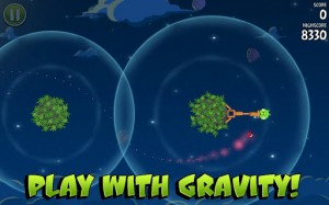 Angry Birds Space para Android