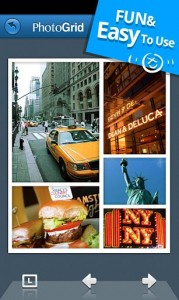 Realiza collages en Android con Photo Grid