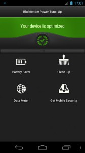 Ahorra batera en Android con Bitdefender Power Tune-up