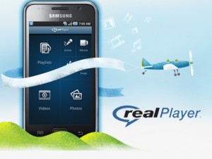 Real Player para Android ya disponible
