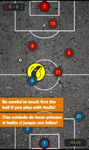 Crown Caps Soccer para Android