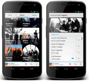 Apollo Music Player para Android