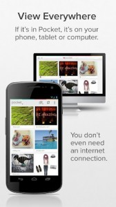 Pocket para Android