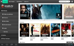 Wuaki.TV para Android