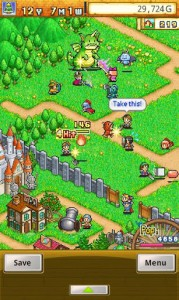 Dungeon Village para Android