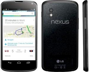 Nexus 4 Google