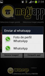 Magiapp para Android