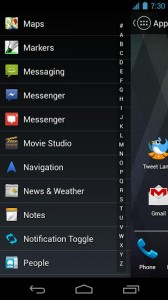 Action Launcher para Android