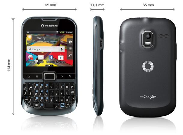 Vodafone chats