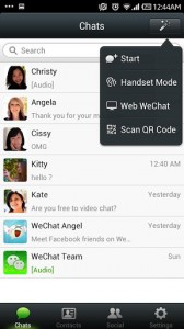 wechat para android