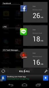 ICS Task Manager