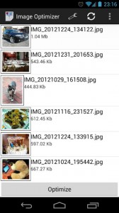 Image Optimizer Android