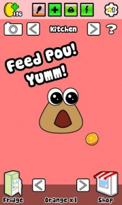 Pou, la mascota virtual para Android más popular