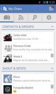 Spotbros para Android