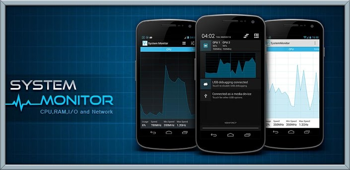 system monitor android