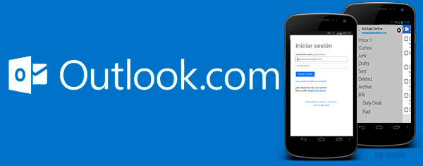 Outlook.com para Android
