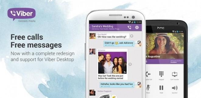 viber 3 para Android