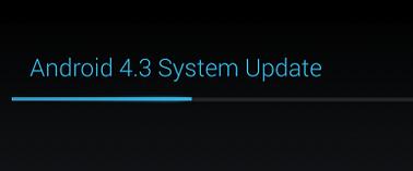 Android 4.3 Nexus