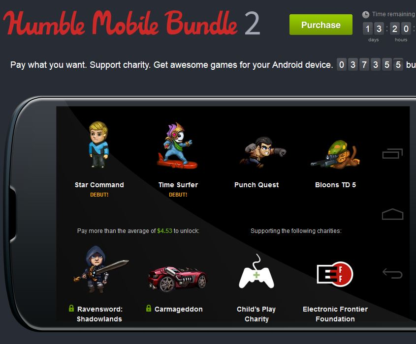 Humble Mobile Bundle 2