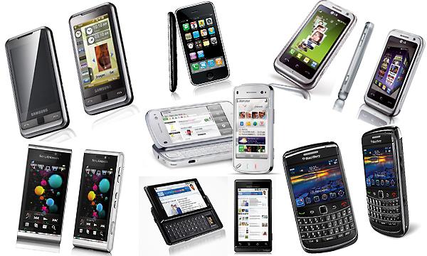 fabricantes de móviles