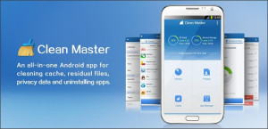Clean Master, la aplicación para optimizar tu movil