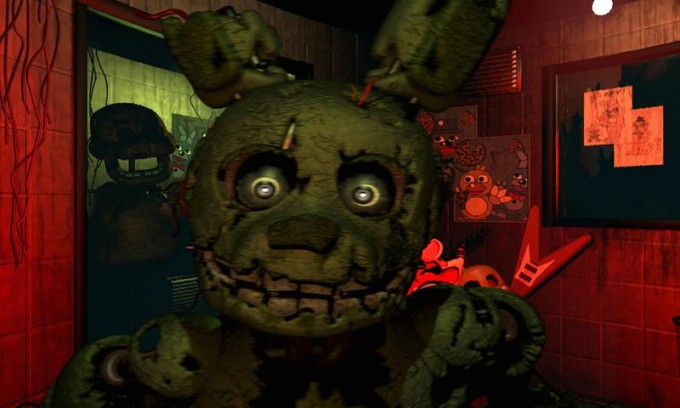 Five Nights At Freddys El Terror De Los Animatronics Llega A Android