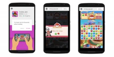 Google permitirá probar los juegos antes de descargarlos