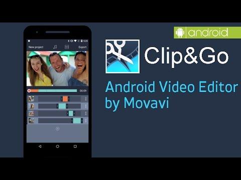 Clip&Go, un útil editor de vídeo