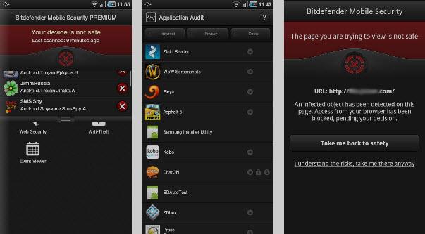 Bitdefender: Completo Antivirus para Android