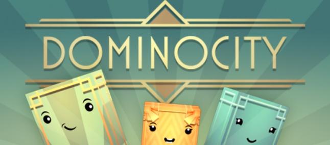 Dominocity, deja caer todas las piezas para crear hermosas figuras