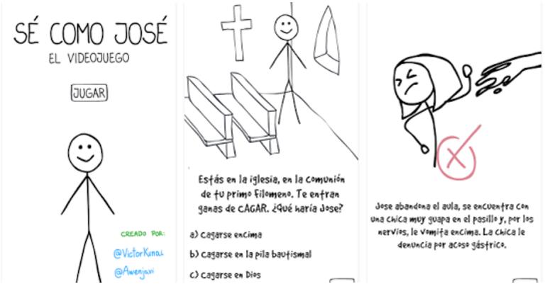 Se Como Jose, los memes toman Android en este juego absurdo pero muy divertido
