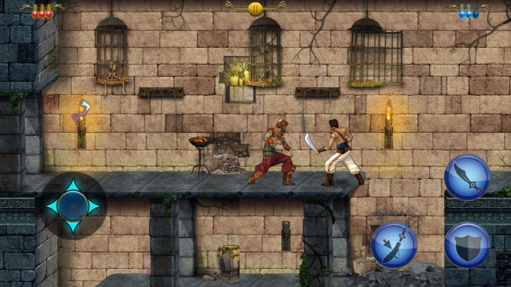 Prince of Persia, un revival del mítico juego adaptado a android