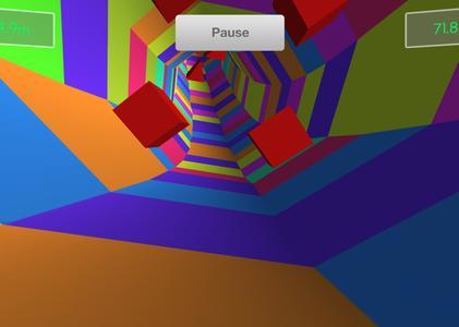 Color Tunnel, un frenético juego de habilidad para Android