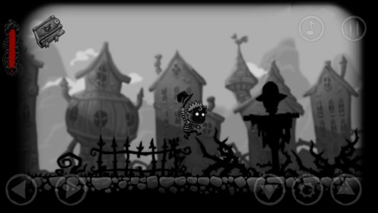 Ignatius, una oscura obra de arte entre la plataforma y el juego de puzles