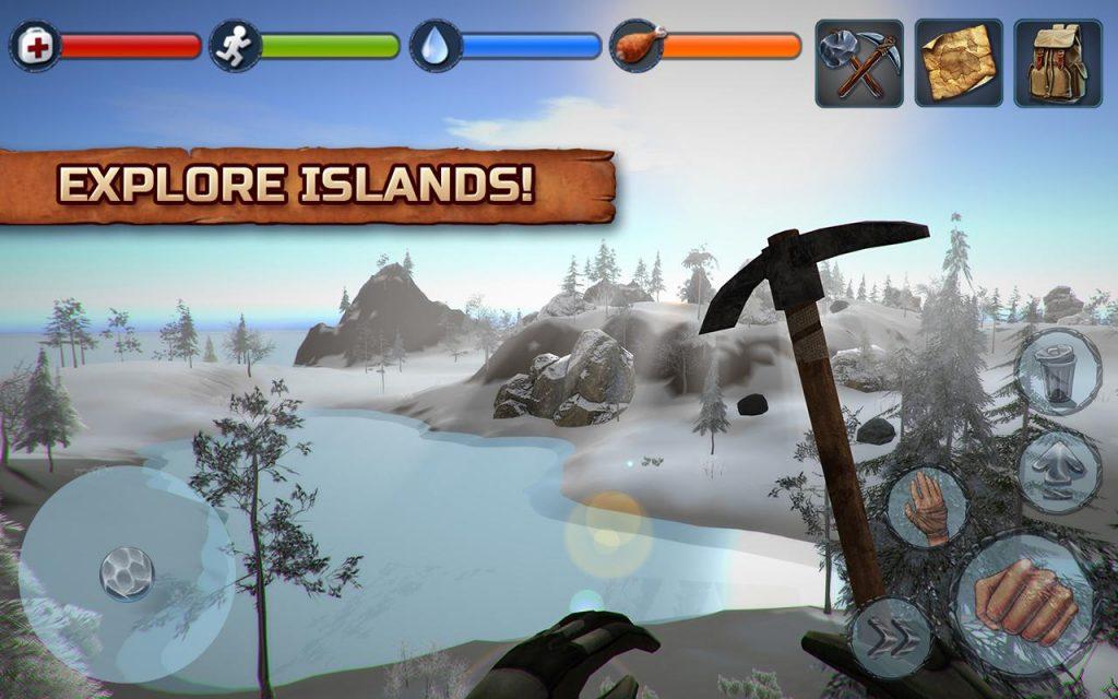 Island Survival PRO, sobrevivir es la misión en este juego de Android