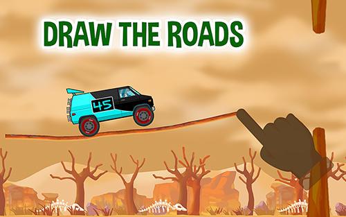 Road Draw, creando nuestras propias carreteras sobre la marcha