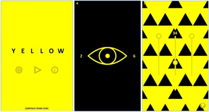 Yellow, el puzle minimalista que está triunfando en Android