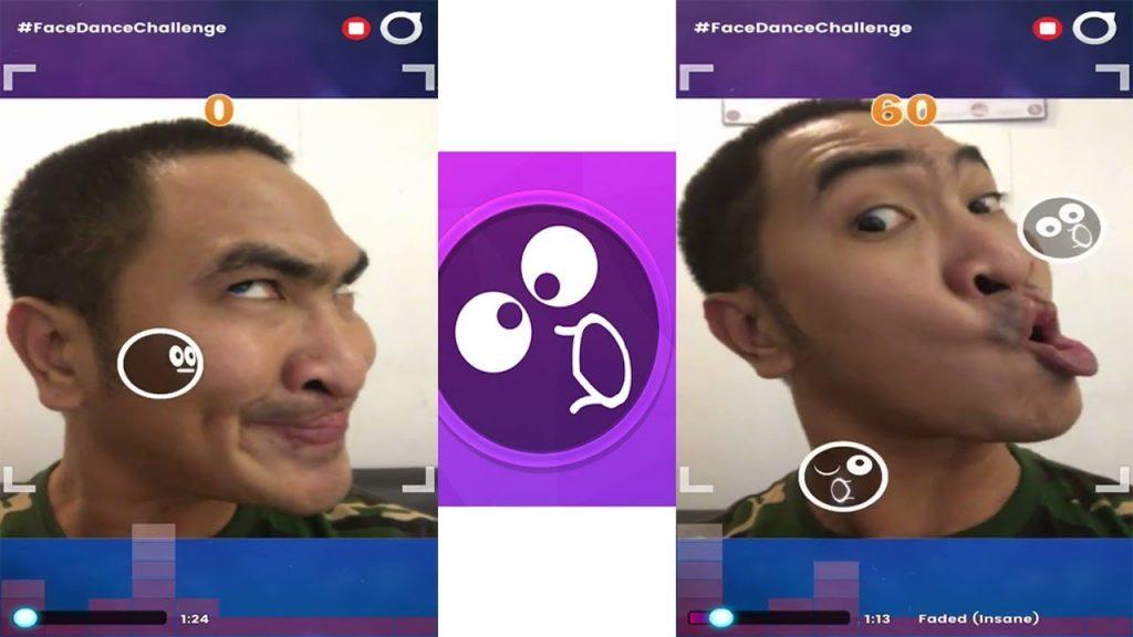 Face Dance Challenge, un juego para quitarnos la vergüenza