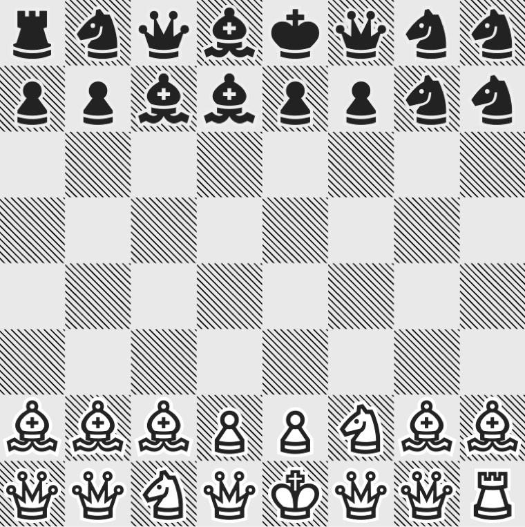 Really Bad Chess, cuando las reglas del ajedrez saltan por los aires