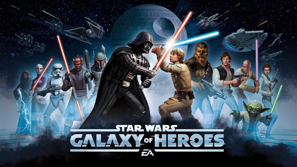 Star Wars, Galaxy of Heroes, un aperitivo galáctico para hacer más corta la espera