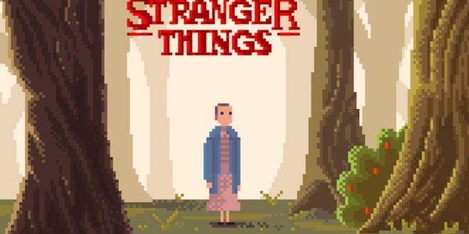 Stranger Things, pura nostalgia ochentera en tu Android
