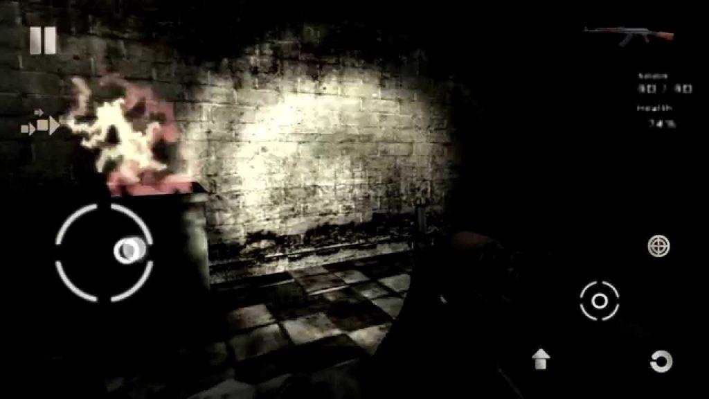 Dead Bunker II, una pesadilla biológica para tu Android
