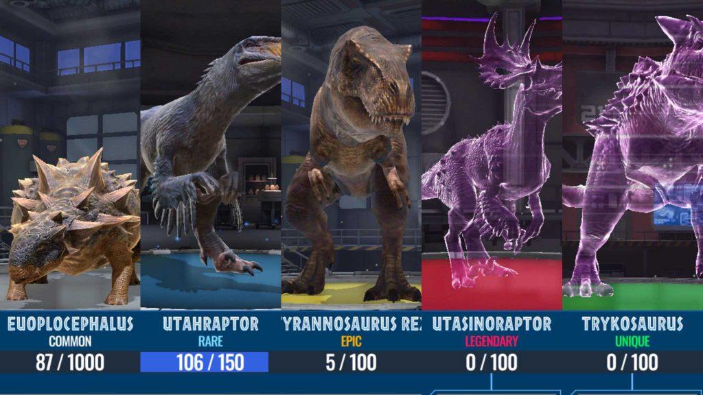 Jurassic World Alive, el nuevo Pokemon Go de dinosaurios llega a Android