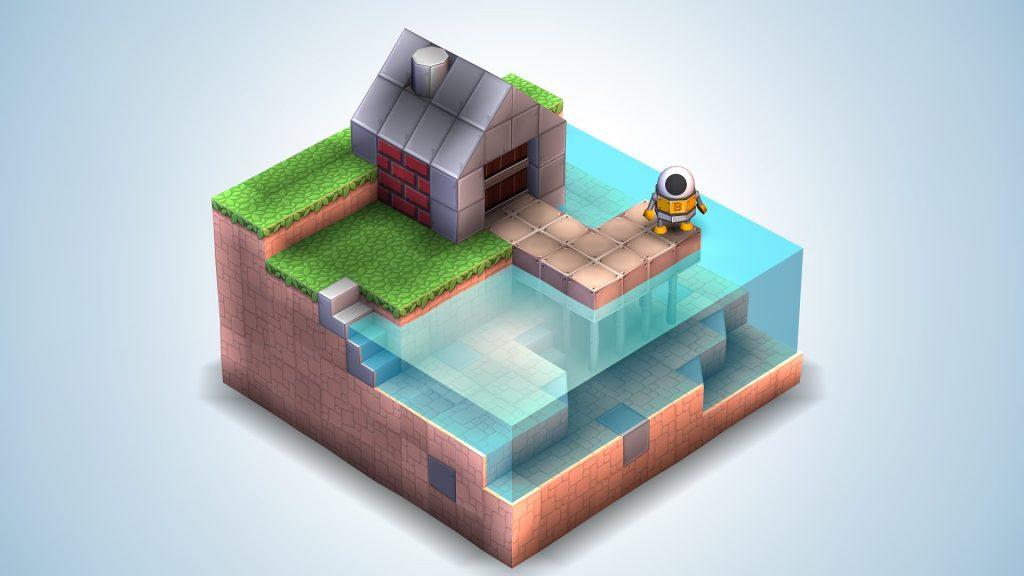 Mekorama, un divertido y original puzle para Android