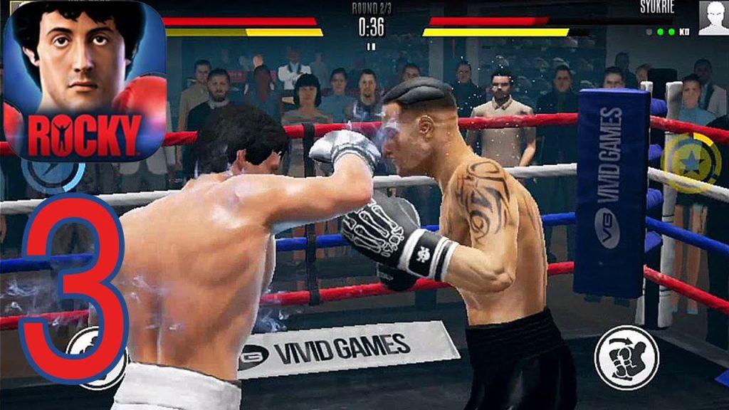 Real Boxing 2 Rocky, el legendario boxeador llega a Android