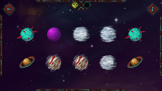 Planetarix, un juego de memoria y concentración para toda la galaxia