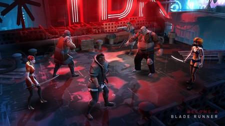Sumérgete en la aventura de Blade Runner 2049 gracias a este RPG para Android