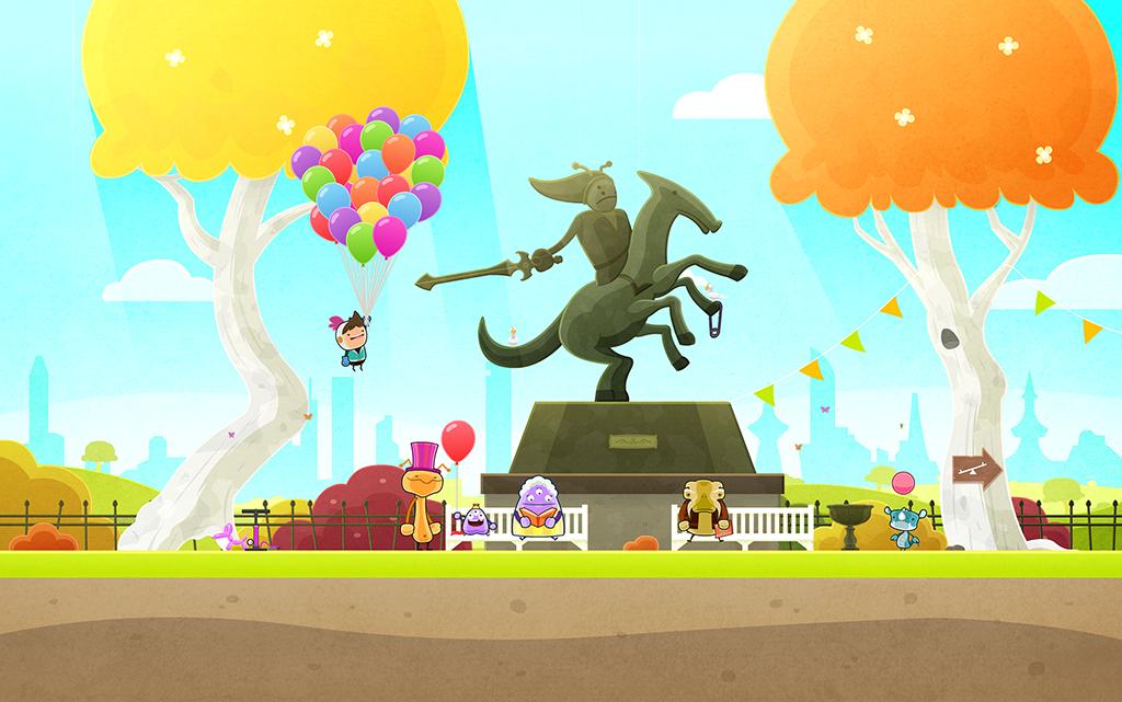 Love You To Bits, una adorable historia de amor en forma de aventura gráfica para Android