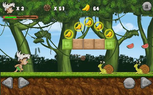 Jungle Adventure, un plataformas de toda la vida para grandes y pequeños