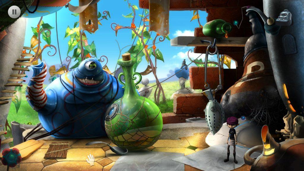 Violett, una encantadora y fascinante aventura mágica para Android